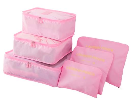 #PackingCubesMeshPink